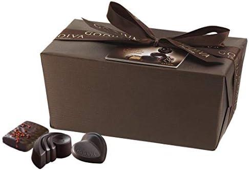 Godiva, Gold Ballotin bombones surtidos chocolate negro 40 piezas ...