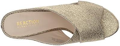 Kenneth Cole REACTION Women's Limora X-Band Slide Heeled Sandal
