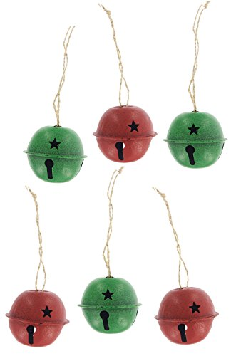 Country Collectibles Ornaments (Set of 6 Special T Imports 2.5
