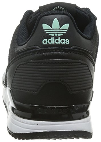 adidas Originals ZX 700 Damen Sneakers Schwarz (Core Black/Ftwr White/Frozen Green F15)