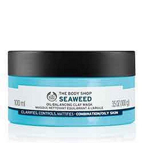 Shop Seaweed Body (The Body Shop Seaweed Oil Balancing Clay Mask - 100ml)