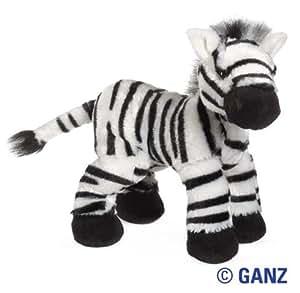 Webkinz Zebra