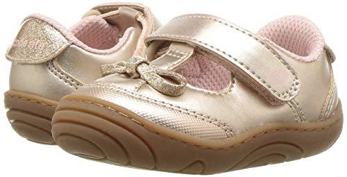 Stride Rite Girls' SR-Caroline Sneaker, Rose, 5 M US Toddler by Stride Rite (Image #5)