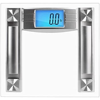 Slimsmart Digital Bathroom Scale Extra Large Lighted Digital Display Scale 400