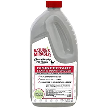 Amazon Com Nature S Miracle Stain Amp Odor Remover Gallon