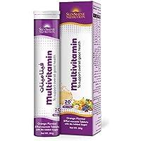 SUNSHINE NUTRITION Multivitamin Effervescent Tablets