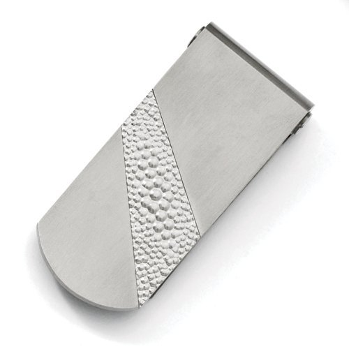 Pebble Textured Chisel Money Chisel Textured Money Clip Titanium Chisel Clip Titanium Pebble 8q1w84