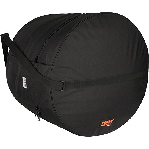 "Heavy Ready 18 x 22"" (Height x Diameter) Padded Kick Drum Bag by Protec, Model ()"