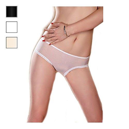Sexy Sheer Thong - 3