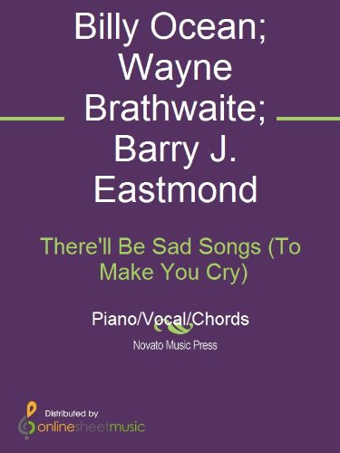 There Ll Be Sad Songs To Make You Cry Kindle Edition By Barry