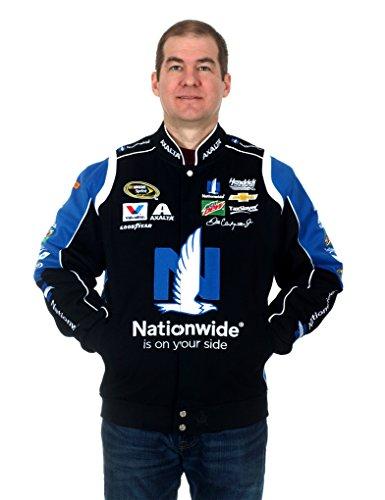 Dale Earnhardt Jr. Nationwide NASCAR Jacket Closeout (Large)