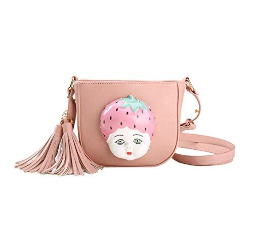 Mujer Shoppers y bolsos de hombro Bolsos bandolera Carteras de mano y clutches Rosa