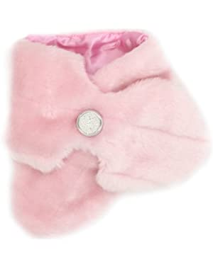 Baby Girls' Faux Fur Scarfette