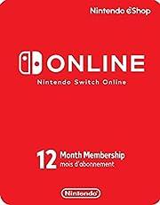 Nintendo Switch Online CA - [Twister Parent]