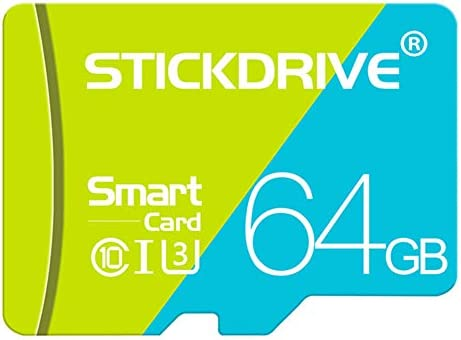 JYL Tarjeta Micro SD de Alta Velocidad 128 GB 64 GB Tarjeta ...