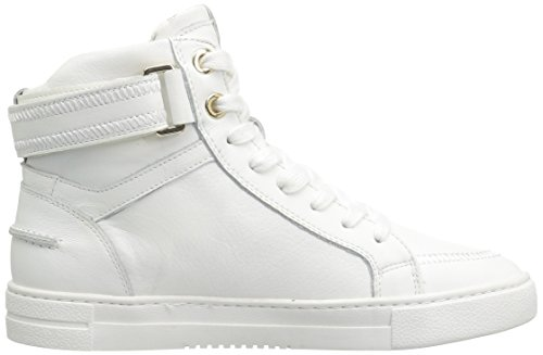 ALDO Womens Cassis Fashion Sneaker, White, 8.5 B US