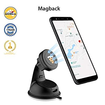 Tech Sense Lab Universal Magnetic Mobile Mount For Car,