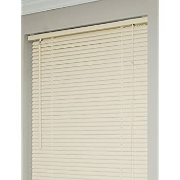 72 inch wide blinds window blinds achim home furnishings 1inch wide window blinds 34 by 72inch amazoncom