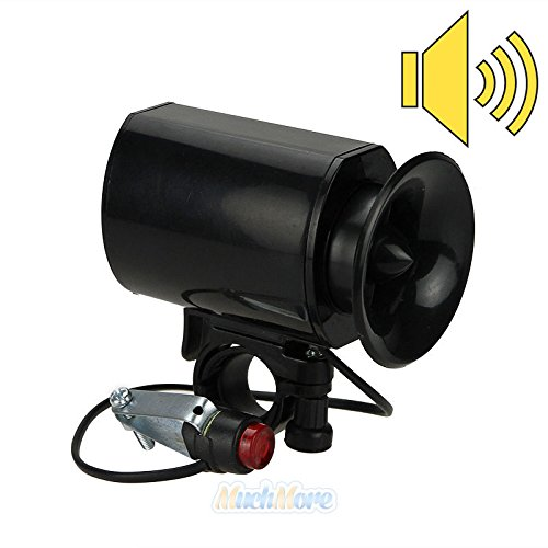 6-sounds Bike Bicycle Cylcing Super-loud Electronic Siren Horn Bell Ring Alarm by Unknown (Image #9)
