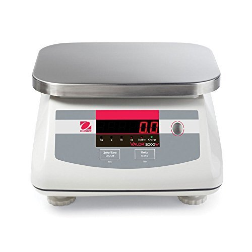 Ohaus V22XWE15T Valor 2000 Rapid-Response Food Scale-15 kg/30 lb by Ohaus
