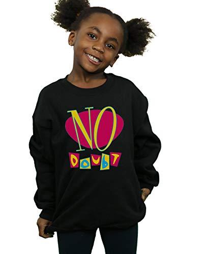 Sweat Doubt Noir Kingdom Fille Cult shirt Absolute Logo Tragic No xW0pO
