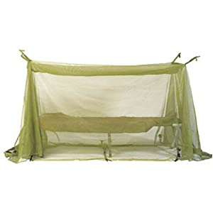 Military Outdoor Clothing Previously Issued U.S. G.I. Olive Drab Military Surplus Field Insect Protection Net