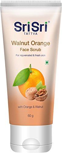 Sri Sri Ayurveda Walnut Orange Face Scrub by Sri Sri Ayurveda