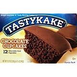 Tastykake Chocolate Cupcakes - Four Family Packs
