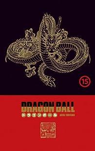 Dragon Ball - Coffret, tome 15 par Akira Toriyama