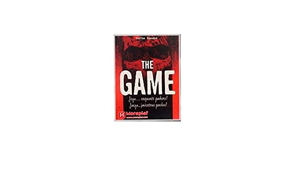 The Game - Juego de Cartas: Amazon.es: Juguetes y juegos