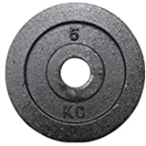 York Cast Iron Olympic Plate (Uncalibrated) 5 kg