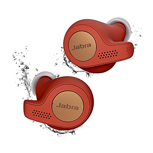 Jabra Jabra Elite Active 65T Bluetooth Headset - Copper Red