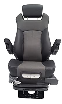 Prime Seating 600L Air Vent Heated Leather Truck Seat Adjustable