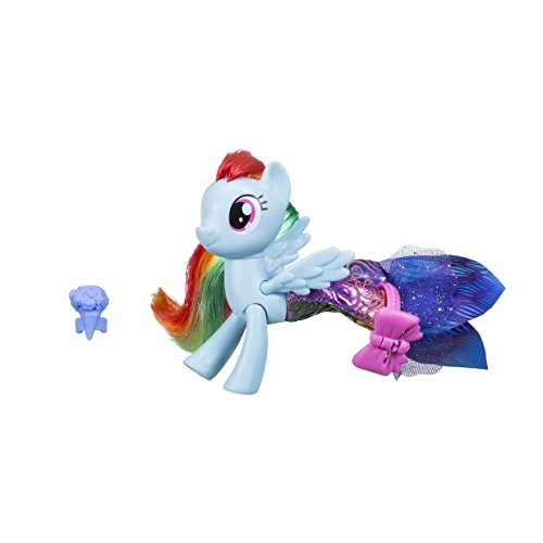 My Little Pony The Movie Rainbow Dash Land & Sea Fashion -