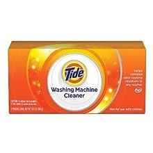 Tide Washing Machine Cleaner, 3ct box, 1 Pack