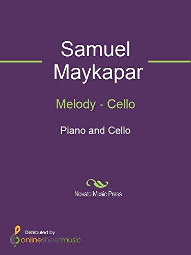 Melodies Cello - Melody - Cello