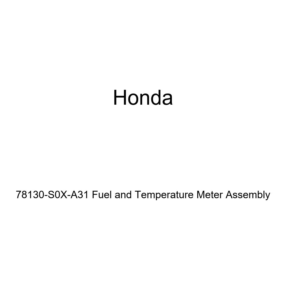Honda Genuine 78130-S0X-A31 Fuel and Temperature Meter Assembly