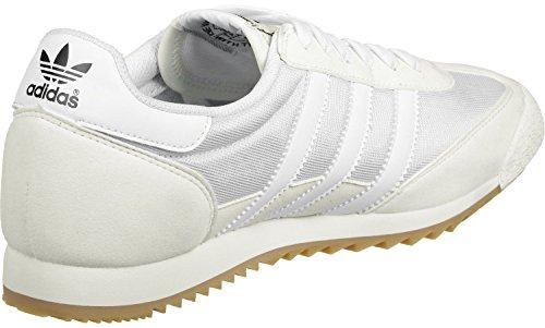 Scarpe Da Ginnastica Adidas Dragon Og Donna Bianco-oro