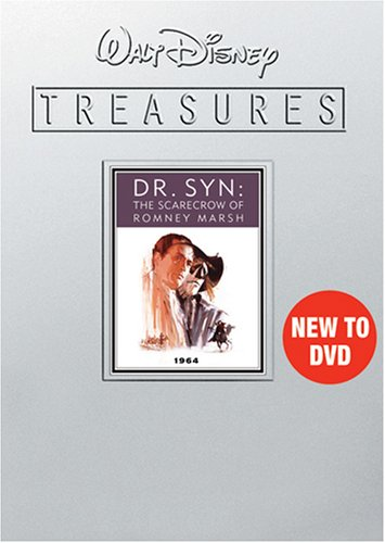 Dr. Syn: The Scarecrow of Romney Marsh (Walt Disney Treasures) (Dr Syn The Scarecrow Of Romney Marsh)