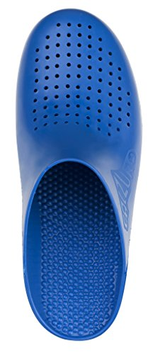 Clog Royal with Blue Ventilation Upper Autoclavable Calzuro gHnqpP