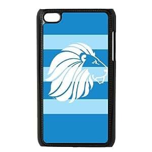 Alpha Delta Pi Lion iPod Touch 4 Case Black Protect your phone BVS_803810