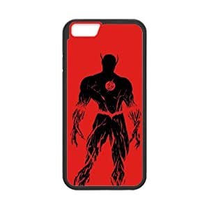 the Case Shop- Customized the Flash TV Show TPU Rubber Case Cover Skin for iPhone 6 4.7 Inch , i6xq-684