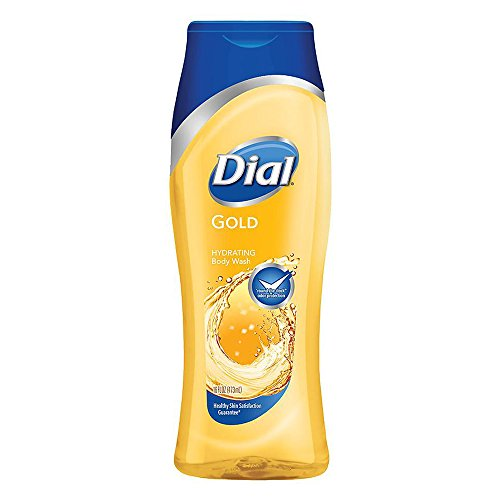 Dial Gold Hydrating Body Wash 16 oz (Pack of 5)