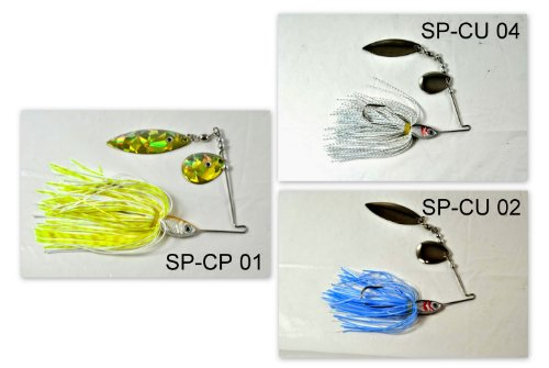 Akuna [WV] Pros' pick recommendation collection of lures for Bass, Panfish, Trout, Pike and Walleye fishing in West Virginia(Bass 3-B) (Best Trout Fishing In Wv)