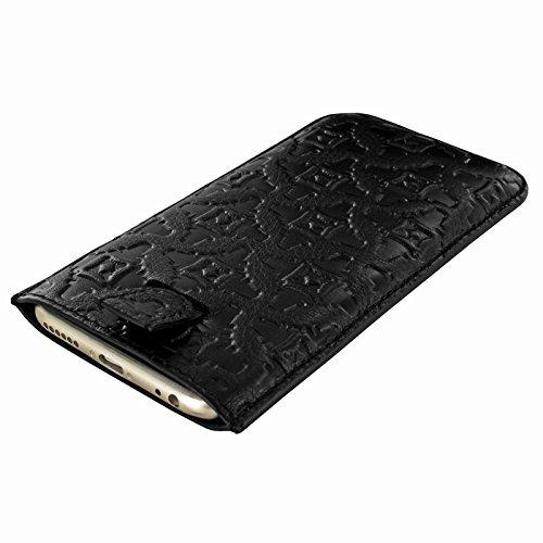 Piel Frama 680 PIELFRAMA 680 Pull Case für Apple iPhone 6 in schwarz