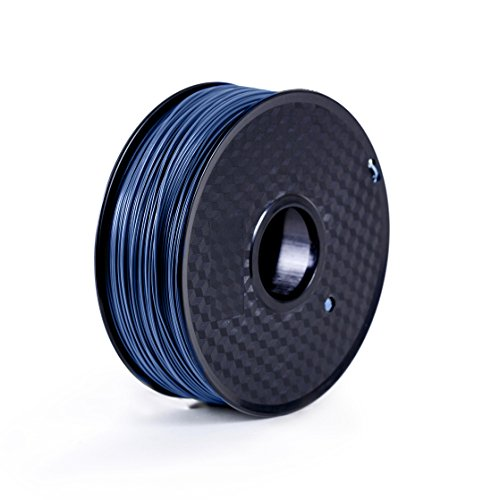 3.00mm 1kg Filament black Sweet-Tempered Paramount 3d Pla