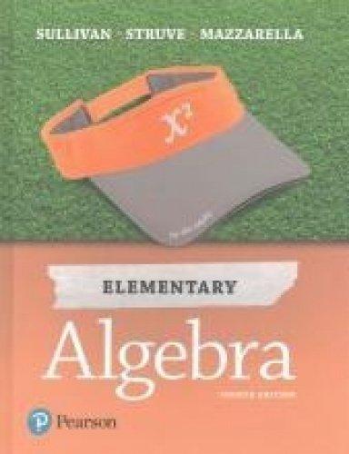 Elementary Algebra, Books a la Carte Edition Plus MyLab Math -- 24 Month Access Card Package (4th Edition)