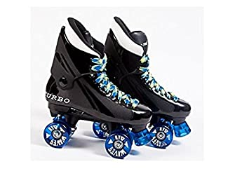 California Pro Ventro Pro Turbo - Ruedas para Quad Air Waves, Transparente, Unisex, Ventro Pro Turbo, Azul, 44: Amazon.es: Deportes y aire libre