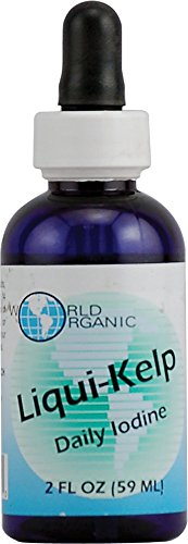 World Organics Kelp Liquid Ounces product image