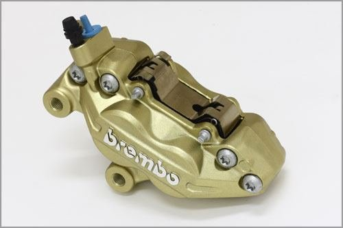 Brembo Axial 65mm P4 30/34 Caliper 左右セット   B07G43CCN2